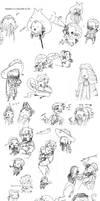 POTC AWE sketch dump 2 by OhSadface