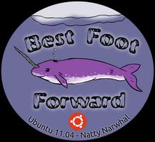Ubuntu Narwhal by doctormo