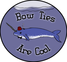 Doctor Who Narwhal by doctormo