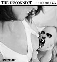 055 - Not For Lactating Women by thedisconnect