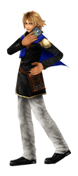 DDFF - Class Second's Ace Tidus by agl89