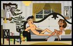 And Merry Christmas Princess II by HeyBruhItsJack