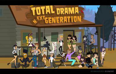 Total Drama Next Generation by HeyBruhItsJack