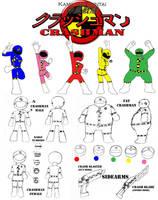 Kamikaze Sentai Crashman by Rikun