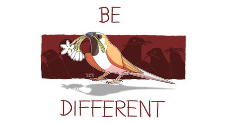 Be Different by flluksel