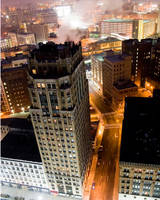 detroit at night by gbisoni2269