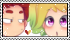 Stamp Foxica ( FNAFHS ) by Ximena9TheNyaCat9