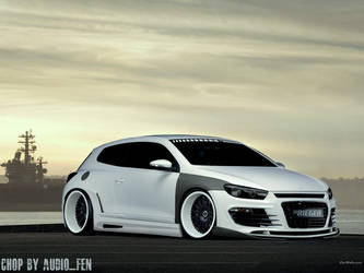 vw scirocco by audiofen