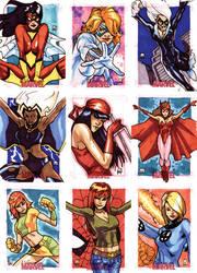 Women Of Marvel - Pt III by MahmudAsrar