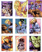 Fantastic Four Archives - PtVI by MahmudAsrar