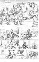 War Machine 7 - Page 1 by MahmudAsrar