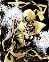 30-60-90 Iron Fist by MahmudAsrar