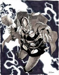 Thor by MahmudAsrar