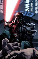 Darth Vader Special Cover by MahmudAsrar