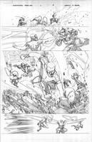 Shadowland: Power Man 1 - Pg7 by MahmudAsrar