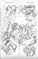Shadowland: Power Man 4 Pg1 by MahmudAsrar
