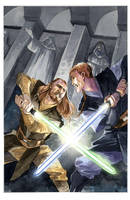 Star Wars Jedi - Dark Side 1 by MahmudAsrar