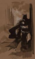 30-60-90 Batman by MahmudAsrar