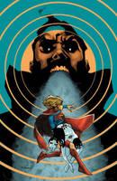 Supergirl 9 Cover by MahmudAsrar