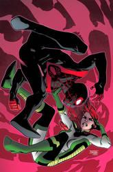 All-New X-Men 33 Cover by MahmudAsrar