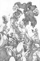 Hellboy by MahmudAsrar