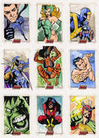 The Complete Avengers - PtVIII by MahmudAsrar