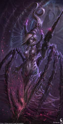 Infested Nova by GothmarySkold