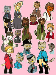 les meowables by fungiicide