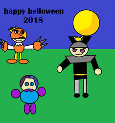 happy helloween by 111sonicboom