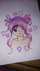 Pretty In Pink  Purple by Misha444