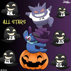 All Stars by FanyMohinder