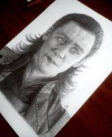 The God of Mischief: Loki by hannie001