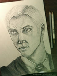 Draco Malfoy by hannie001