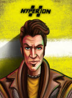 Handsome Jack Hyperion by hannie001