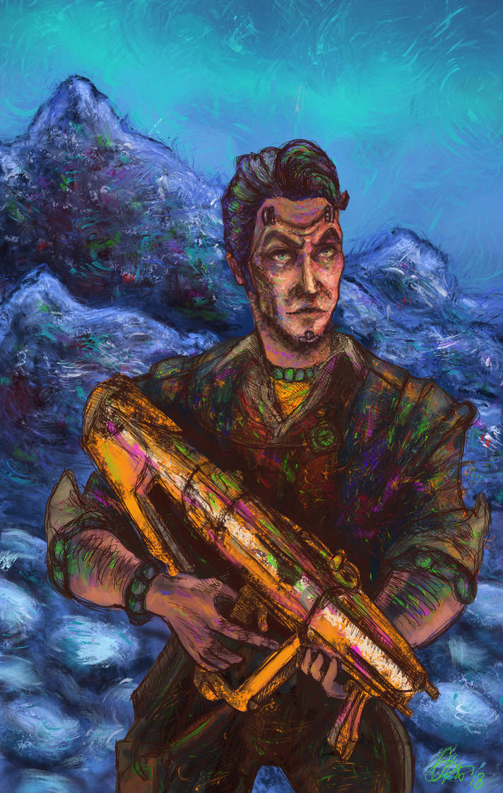Handsome Jack by hannie001