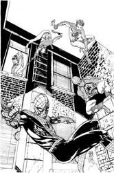 Peter Parker Spidey 2 by 7daywalk