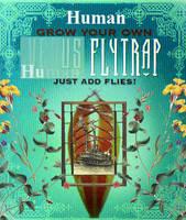 Human Flytrap by phyzix