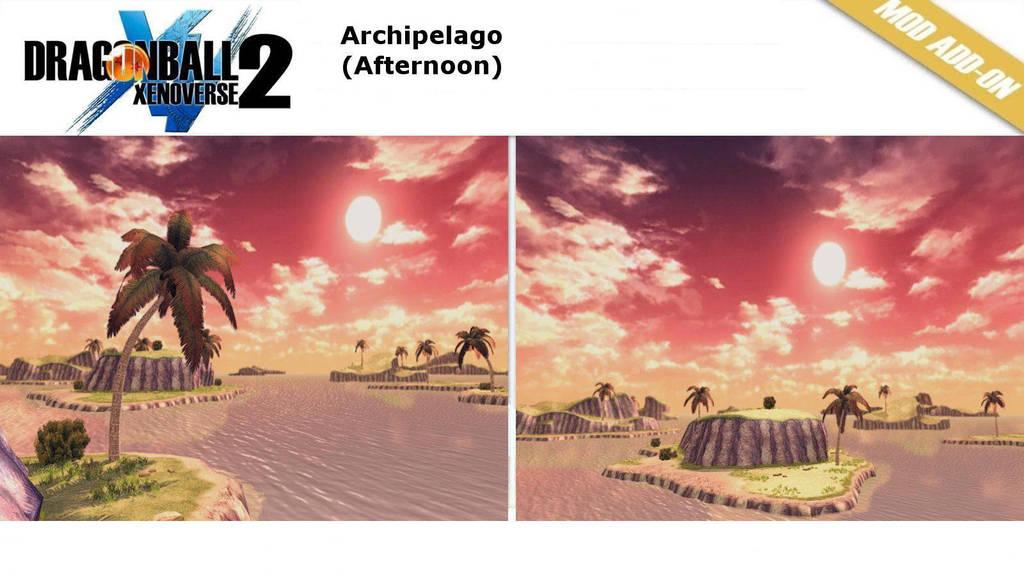[XV2]Archipelago (Afternoon) X2M by diegoforfun