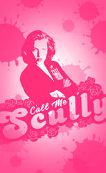 Call Me Scully Wallpaper by BreBreIsCrayCray