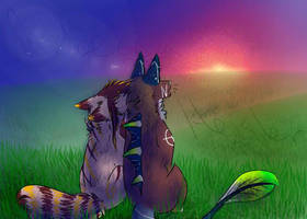 Together by INU-KAG-LOVE