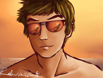 Summer Boy by INU-KAG-LOVE
