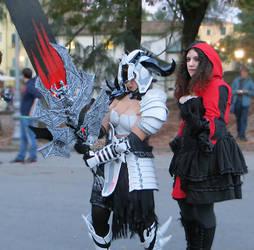 Guild Wars 2 Cosplay by Fyrsa