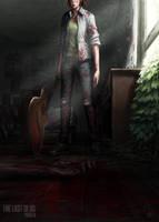 The Last Of Us Part II Fan Art by Starrrrrrry