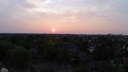 Dizzy Sunset by mrberni