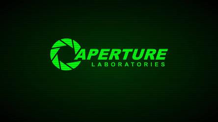 Aperture Laboratories Terminal-Wallpaper (Green) by mrberni
