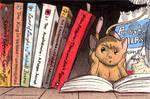Bibliophile by TaralWayne