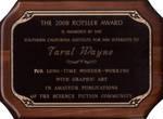 Rotsler Award by TaralWayne