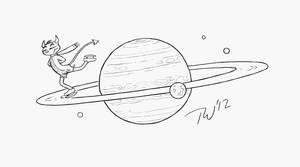Rinked Planet by TaralWayne