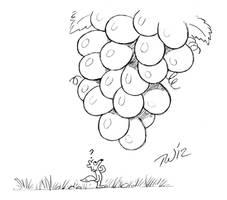 Sour Grapes by TaralWayne