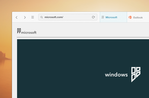 Windows 9 OS (Preview 1) by r2ds